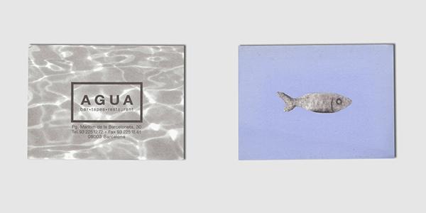 Agua Card