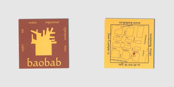 Baobab Card