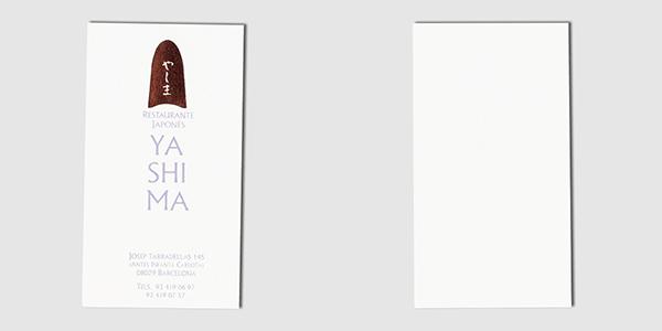 Yashima Card