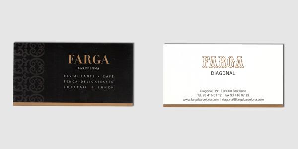 Farga Card