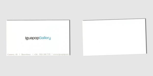 Iguapop Gallery Card